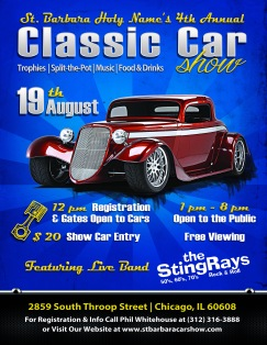 oldtimers_show A4 flyer